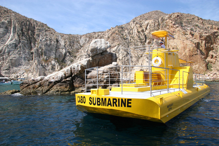 Mini-Submarine Tour