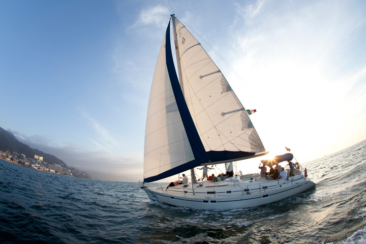 Luxury Day Sailing